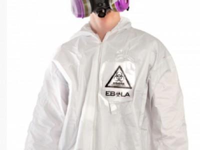 Эбола-зомби: защитный костюм