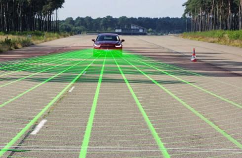Форд «видит» пешеходов