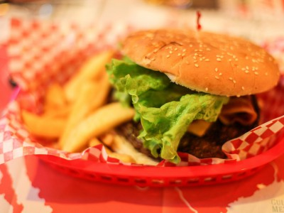 Мясной вкус для гамбургера