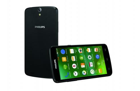 В Москве прошла презентация нового смартфона компании Philips