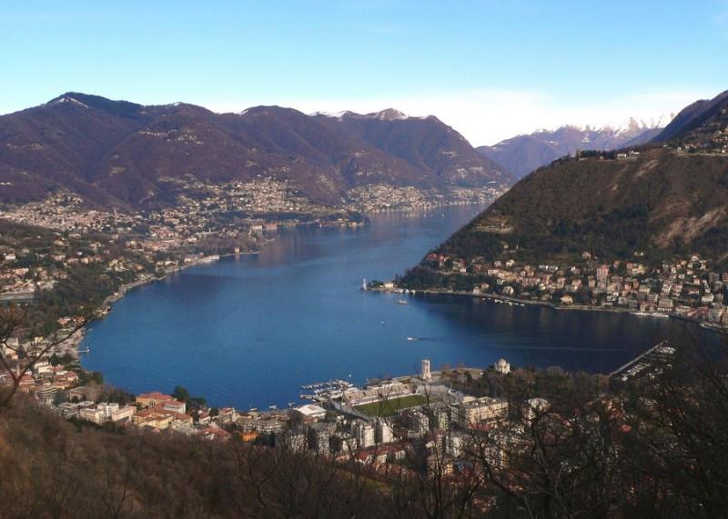 Чудесное озеро Италии