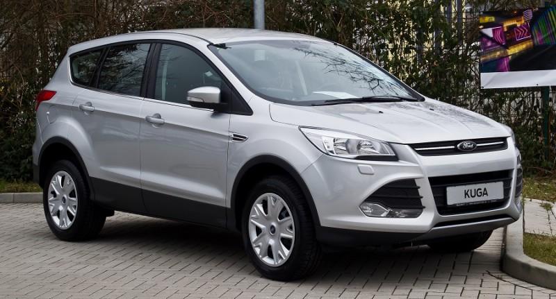 Ford Kuga — идеальное авто для городских условий