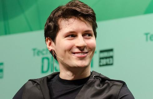 Павел Дуров празднует День Рождения