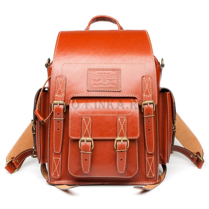 Изящные кожаные рюкзаки для себя: где найти?