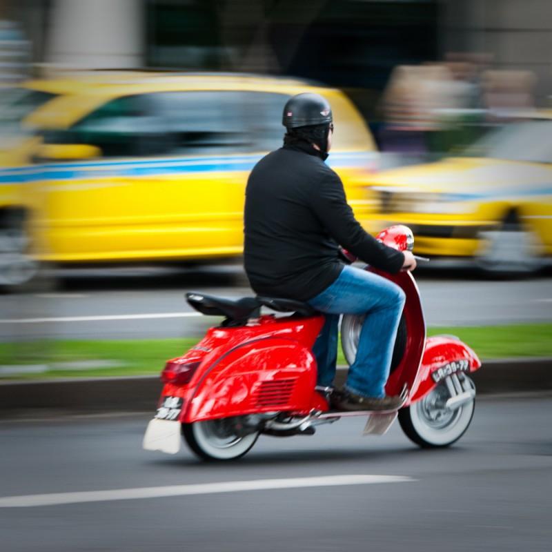 Как быстро продать скутер с минимальными потерями в цене