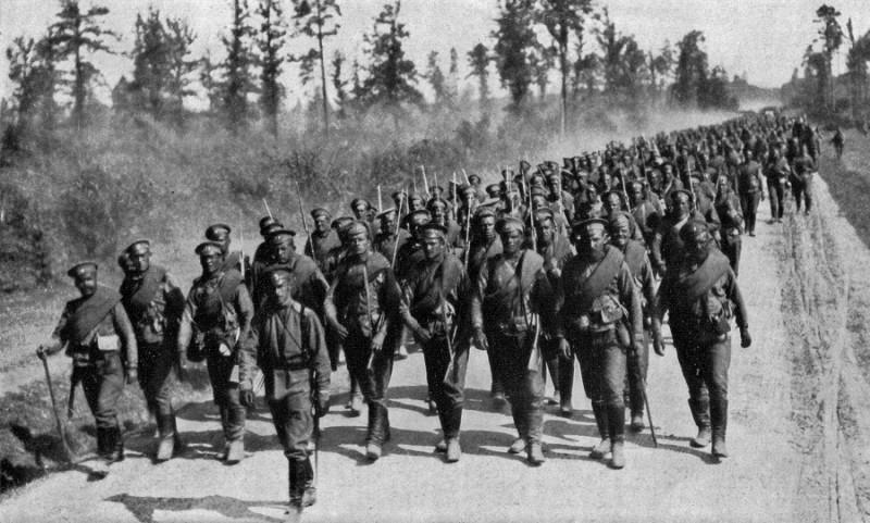 Уникальная выставка Первой мировой войны