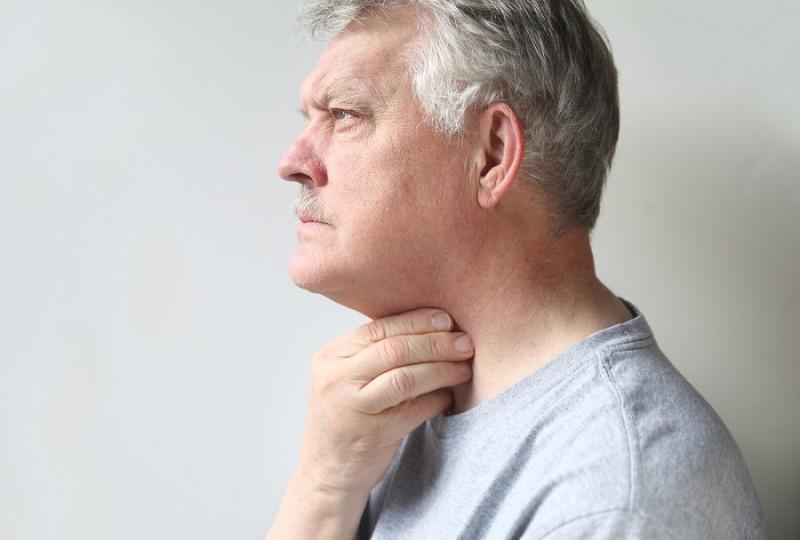 Каковы симптомы зоба щитовидной железы?