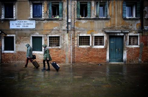 В Венеции запретят чемоданы