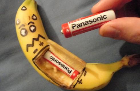Батарейки станут съедобными
