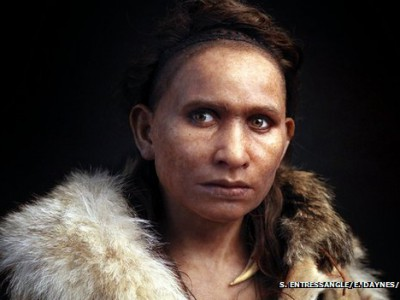 Ледниковый период уже был пережит древними людьми