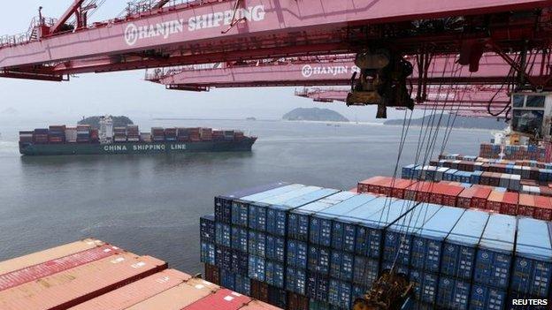 Китай и Южная Корея оформили отношения