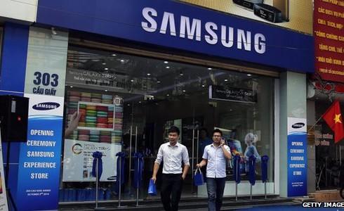 Samsung получает доступ к Вьетнаму