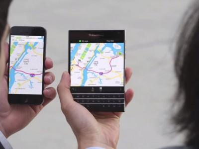 Акция от BlackBerry: iPhone VS BlackBerry Passport