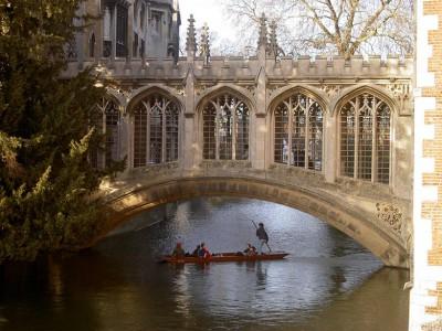 Бесплатный Wi-Fi в Кембридже