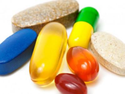 Прием витамина В и фолиевой кислоты