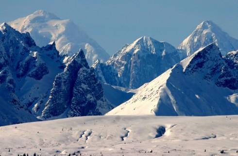 Аляска лучше Таймс-сквер