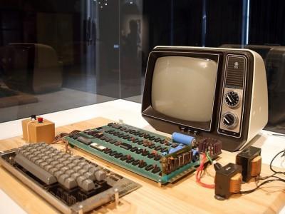 Первый компьютер Apple: Apple-1