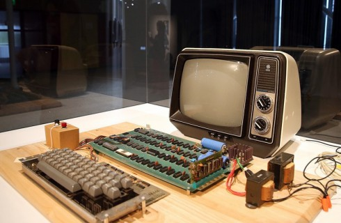 Первый компьютер Стива Джобса выставили на продажу