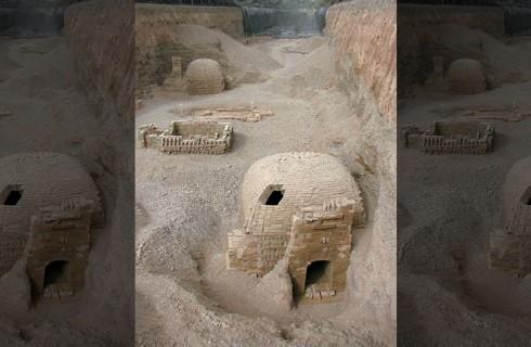 Шелковый путь скрывал мистическое прошлое