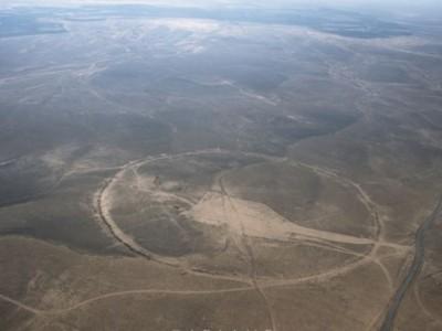 Каменные круги в Иордании