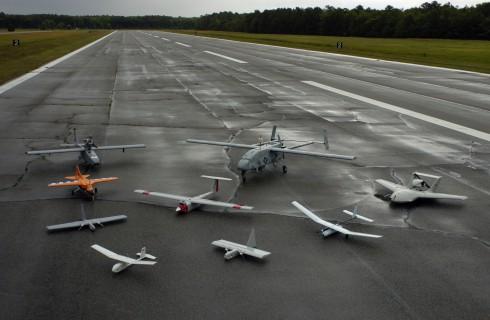 Китай научился сбивать дроны