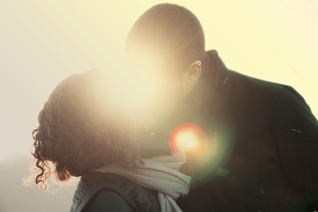 Интересный факт о поцелуях