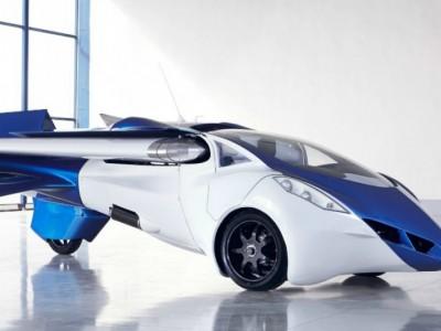 Аэромобиль  AeroMobil 3.0