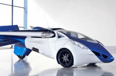 Человечество скоро пересядет на летающие автомобили