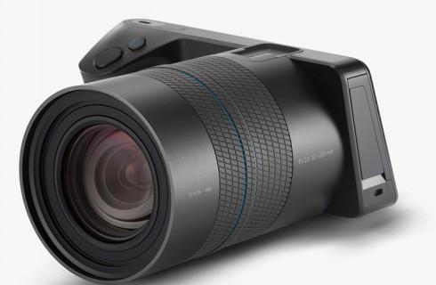 Удивительная камера Lytro Illum, которая покорит даже профессионалов