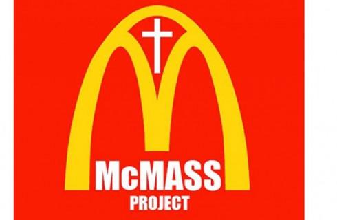 Макдональдс откроют в церкви