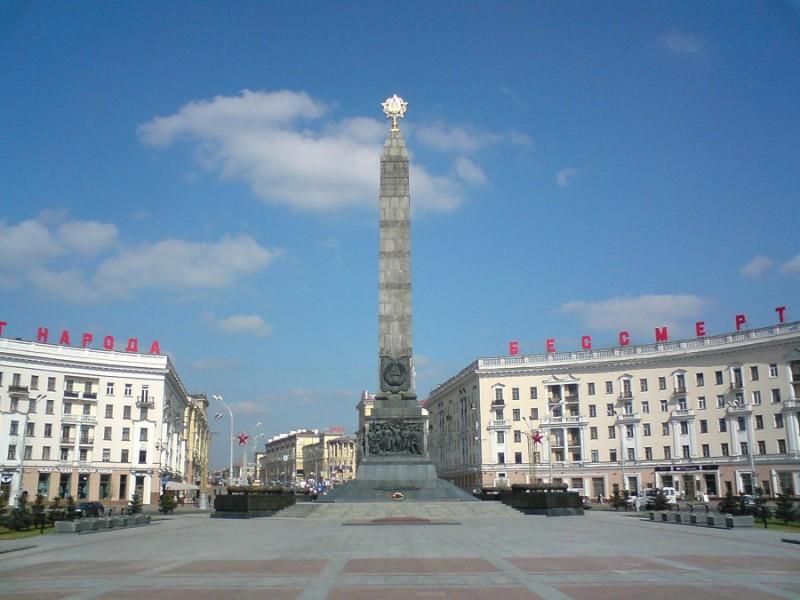 Обзор достопримечательностей Минска