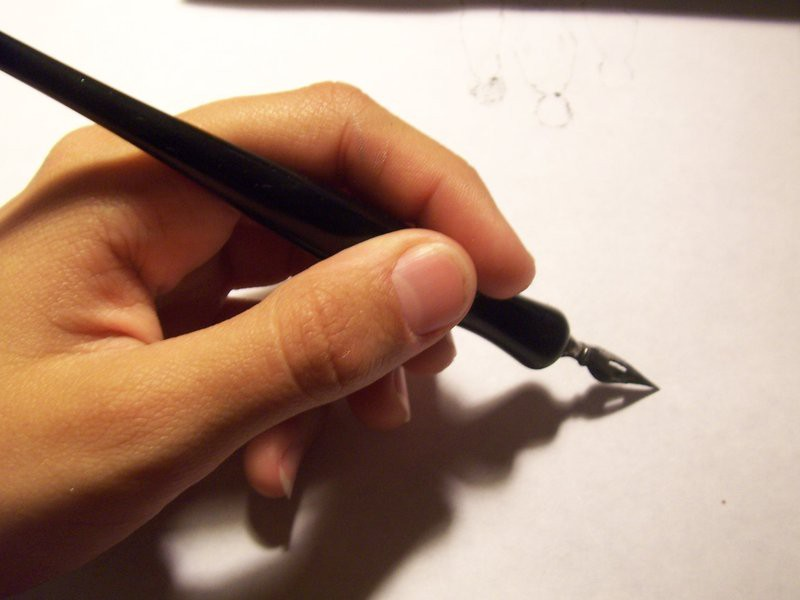 Почерк в криминалистике