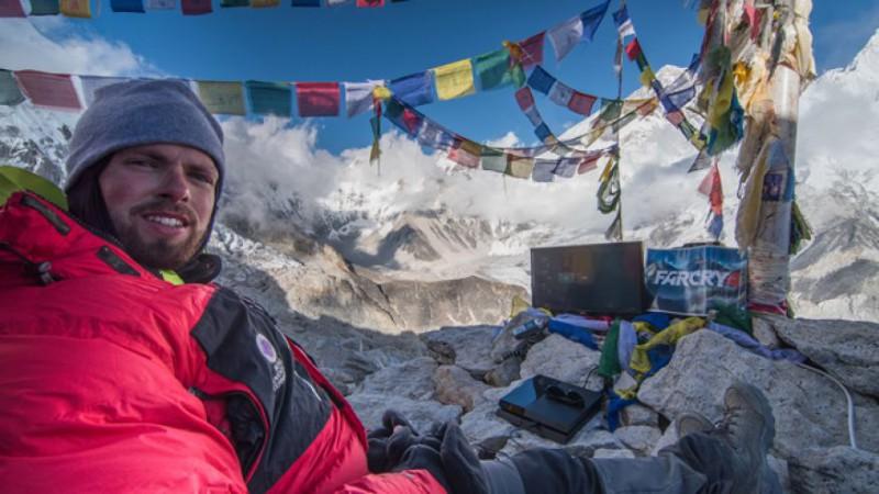 Новый рекорд установили на Эвересте