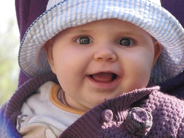 Свитер для ребенка – это модно?
