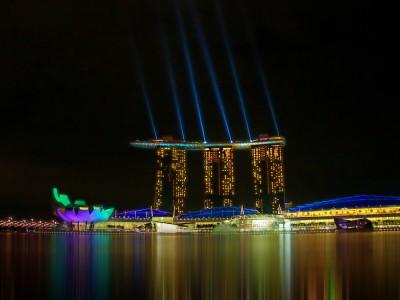 Роботы-официанты теперь будут работать в Сингапуре