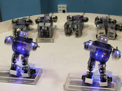 Дни робототехники в Сочи