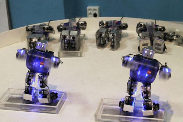 Сочи принимает «Бал роботов»