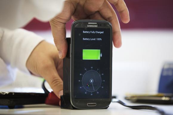 Появилась технология ускоренной зарядки смартфонов и электромобилей