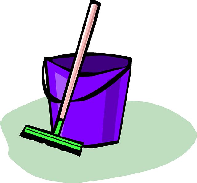 Последний штрих ремонта — уборка помещений