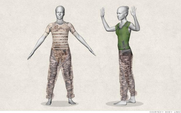 Армия готовит 3-D аватаров