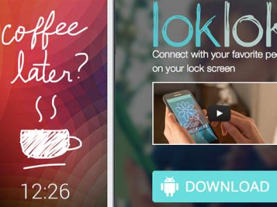 Странные приложения 2014: приложение Lok Lok