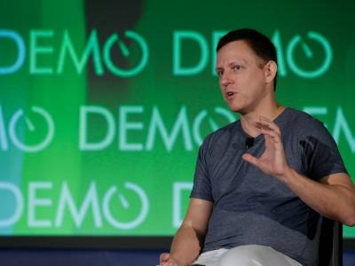 Питер Тиль  — соучредитель платежной системы PayPal