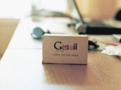 Gmail заблокирован в Китае