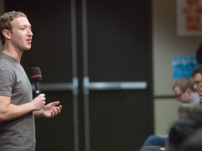 Антилайк в Facebook предлагает внедрить Марк Цукерберг