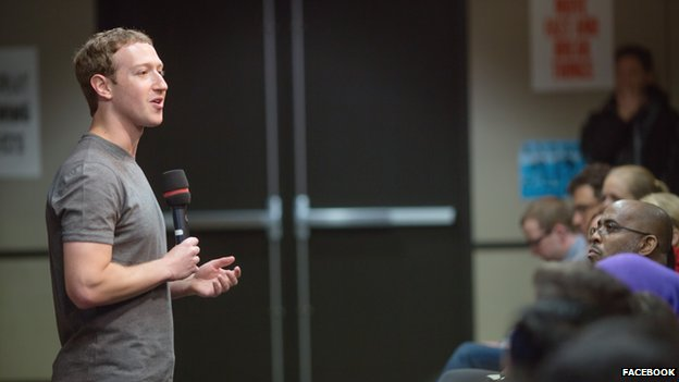 Facebook покажет нелюбовь