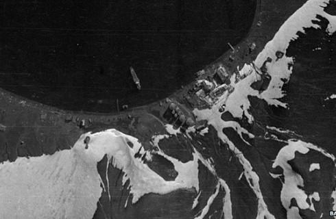 Антарктический полуостров разблокировали