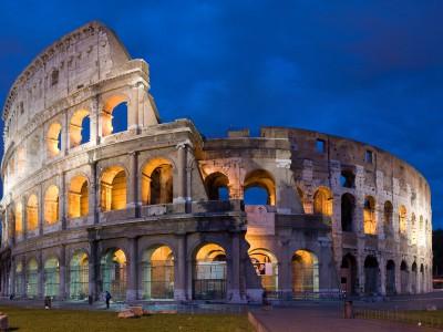 Римский архитектурный раствор сохранил Колизей