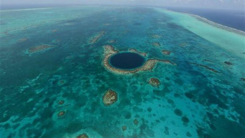Синяя яма расскажет о майя
