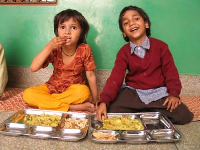 Щедрость детей