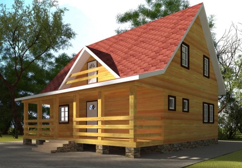 Дополнительные постройки к загородному дому